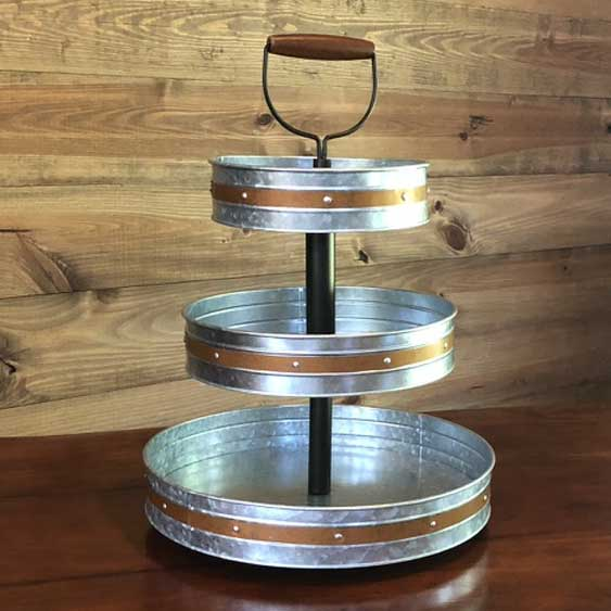 3-Tiered Serving Dish