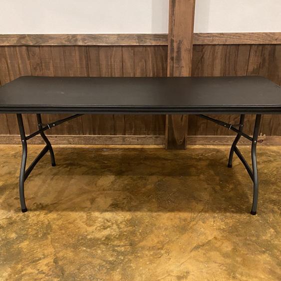 6\' Folding Table