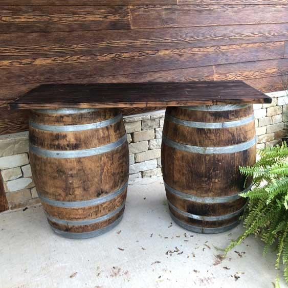 Barrel Tabletop