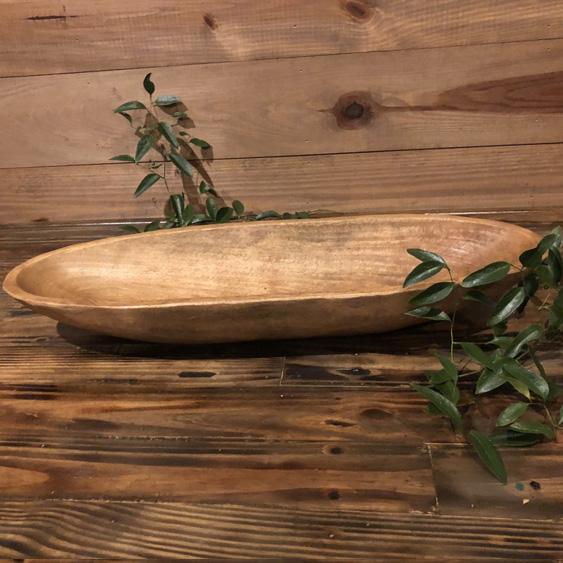 Long Wood Bowl