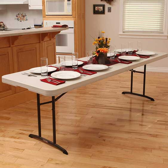 Banquet Table, 8\'