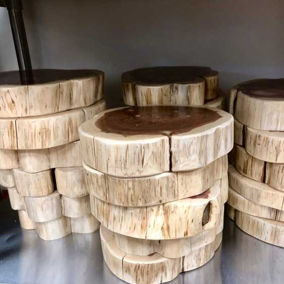 Wood Disk - Light