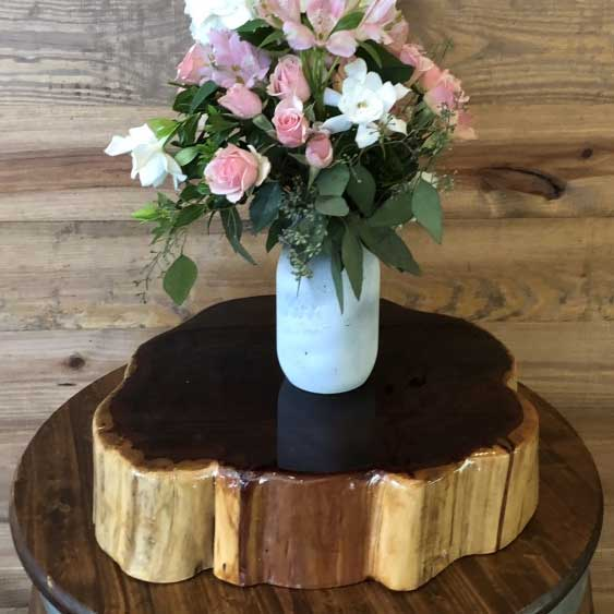 Cake Holder - Dark Color