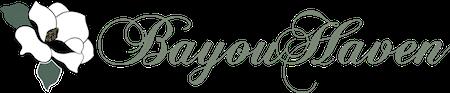 #BayouHaven Logo